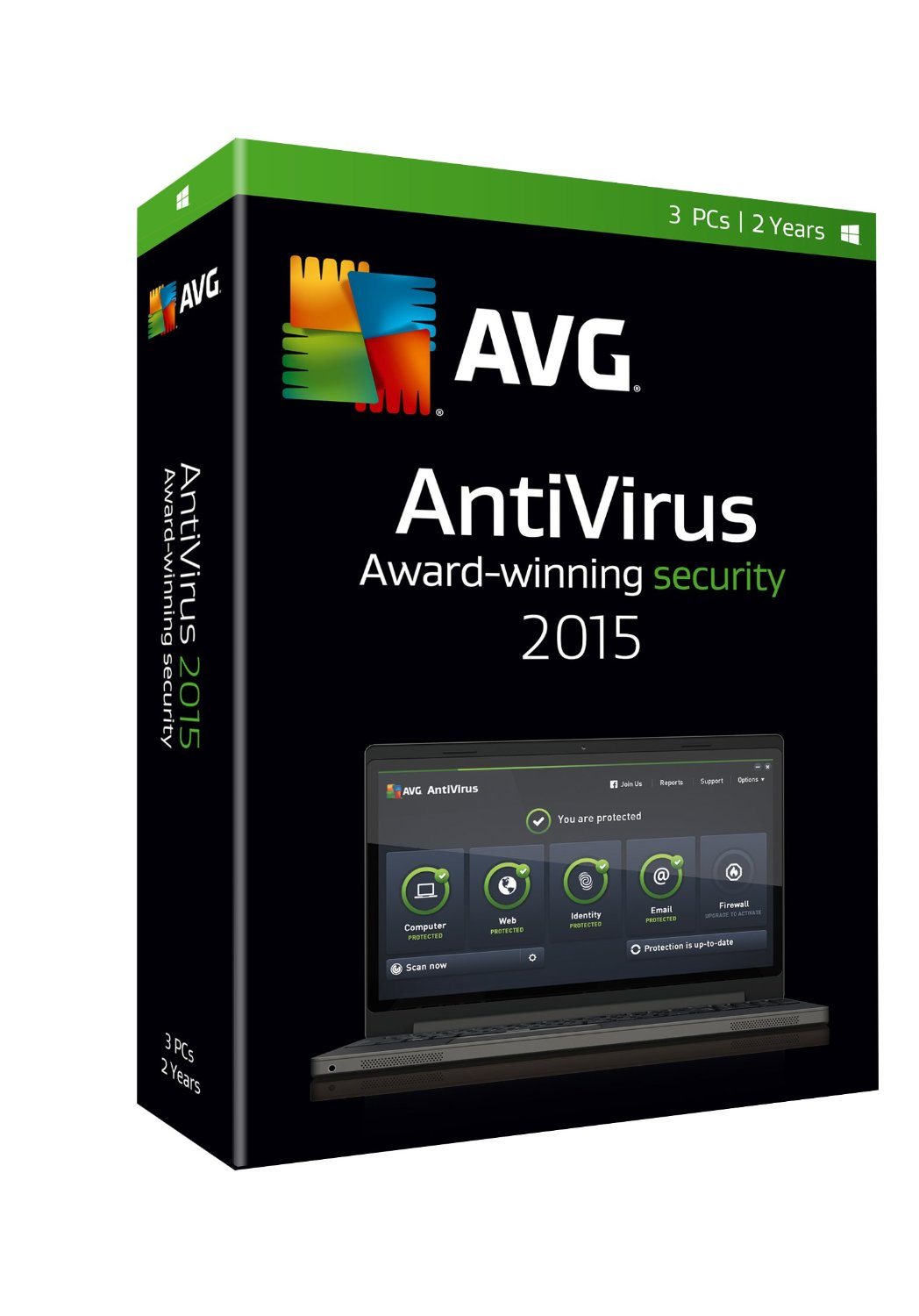 AVG Free is completely free