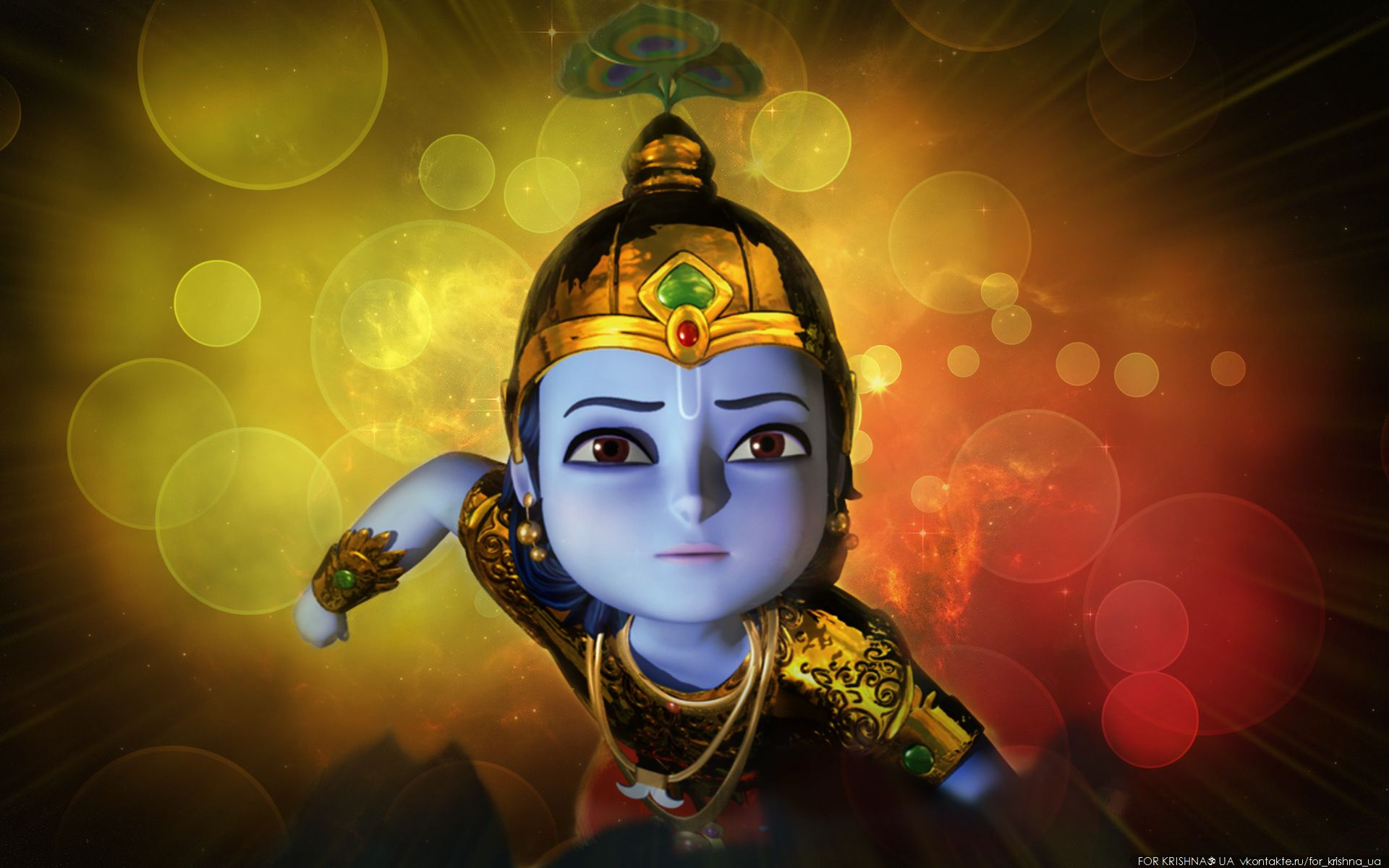 8 Management Lessons To Learn From The Lord Krishna