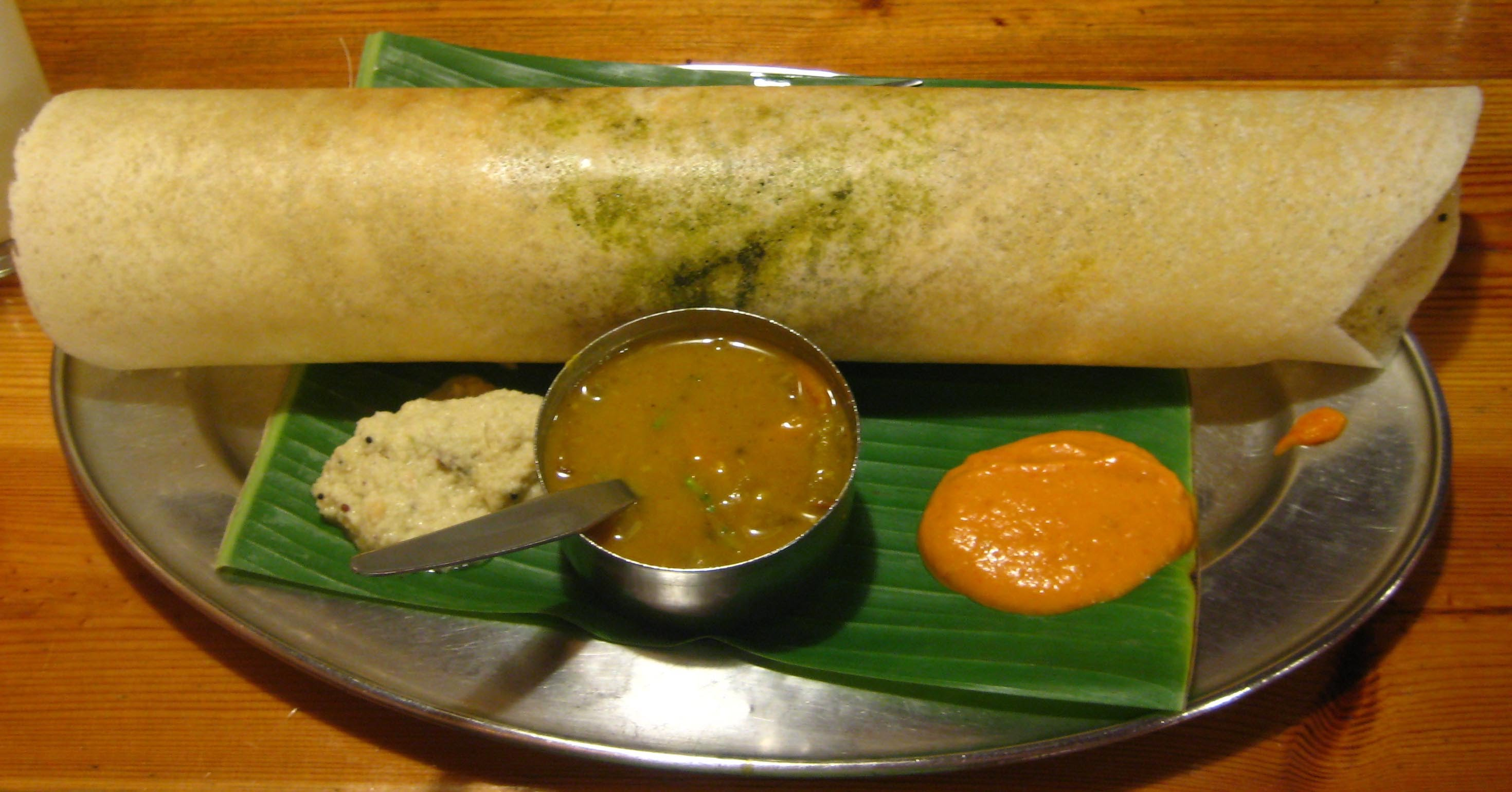 the 7 ways you eat masala dosa will tell your personality