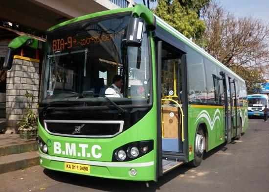 BMTC Bus Station Majestic, Bangalore | PlatForm Details ...