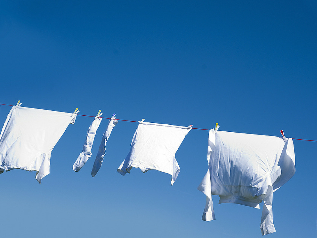 Put Clean Clothes Away ~ Things you can do at your home to keep clothes clean