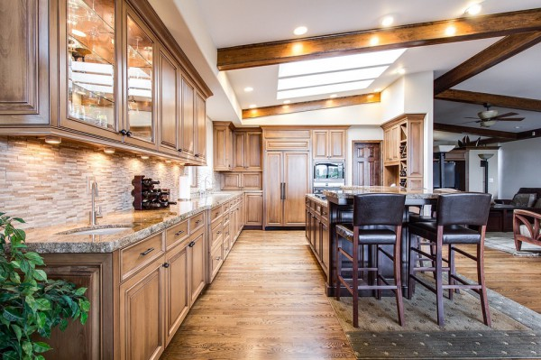 best tips for ROI by kitchen renovation