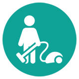 Service Icon, Cleaning Services